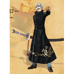 Costume Cosplay Trafalgar Law